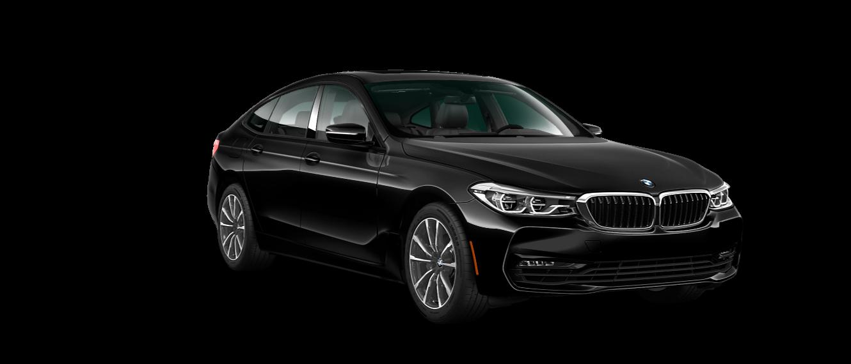 A 2019 BMW 6 Series Gran Turismo